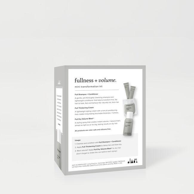 Fullness + Volume Mini Transformation Kit, , hi-res