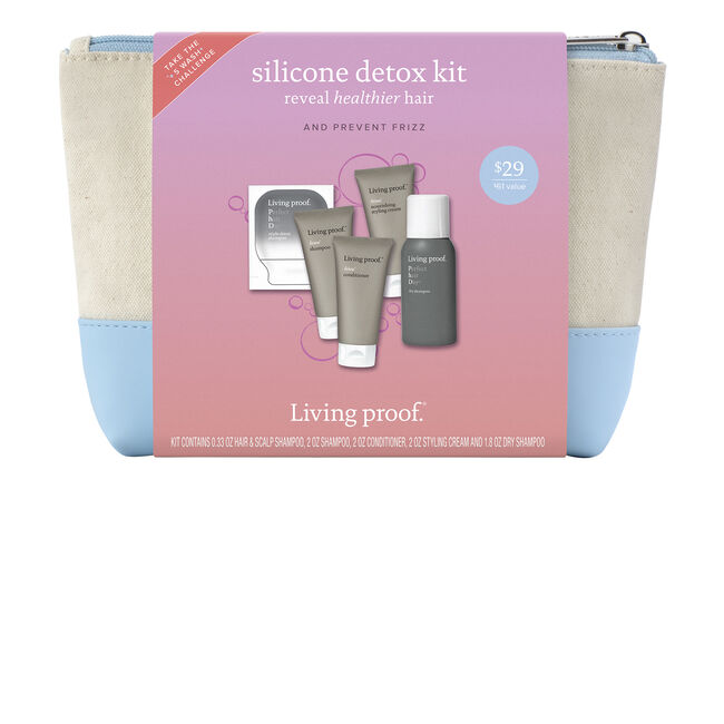 No Frizz Silicone Detox Kit, , hi-res