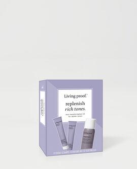 Color Care Replenish Rich Tones Mini Transformation Kit