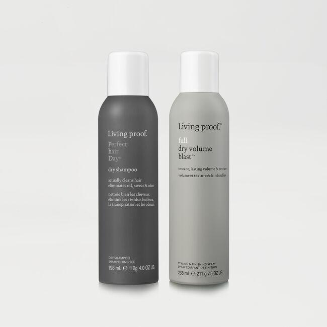 Dry Shampoo + Dry Volume Blast Duo, , hi-res
