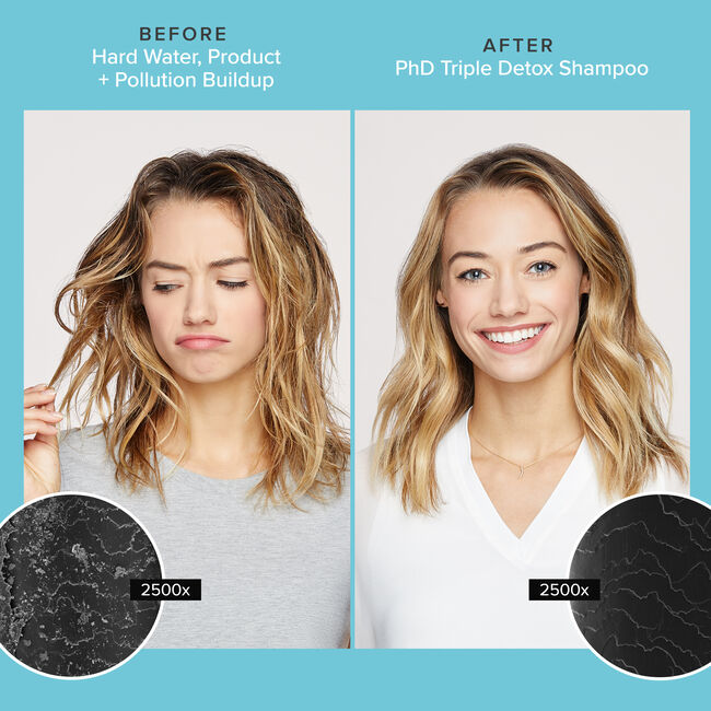 Triple Detox Shampoo, Jumbo 24 oz, hi-res-alt