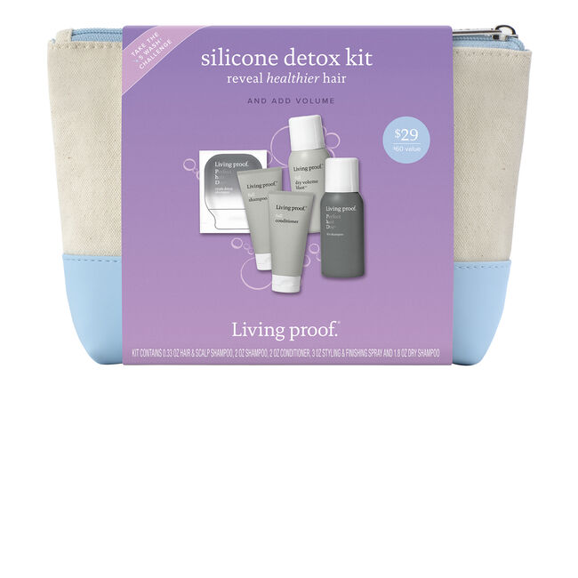 Full Silicone Detox Kit, , hi-res