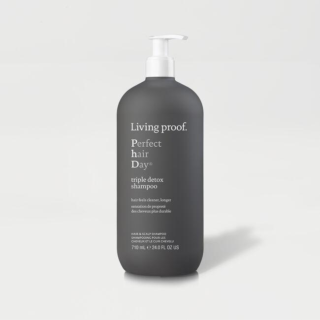 Triple Detox Shampoo, Jumbo 24 oz, hi-res