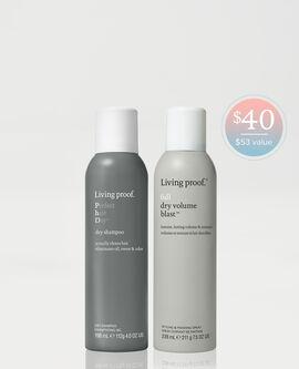 Go Beyond - Dry Shampoo + Dry Volume Blast Duo