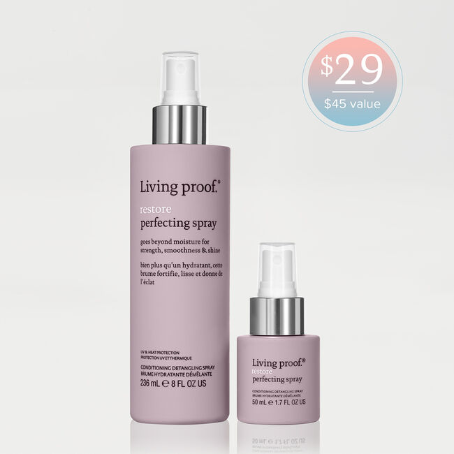 Go Beyond Healthy - Perfecting Spray Duo, , hi-res