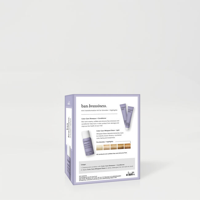 Ban Brassiness Mini Transformation Kit, , hi-res-alt