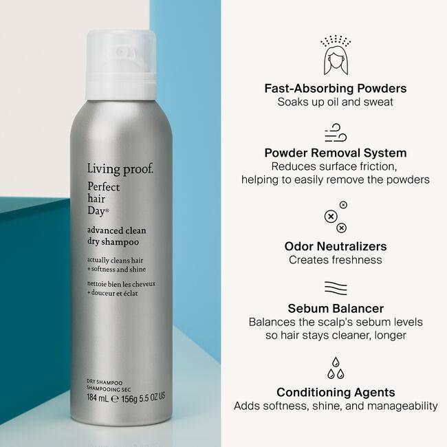 Advanced Clean Dry Shampoo, Full 5.5 oz, hi-res-alt