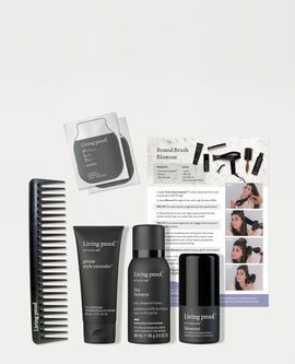 Style Lab® Round Brush Blowout Kit