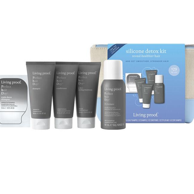 Perfect hair Day™ Silicone Detox Kit, , hi-res