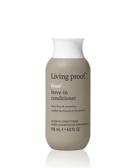 frizz Leave-In Conditioner, Full 4 oz
