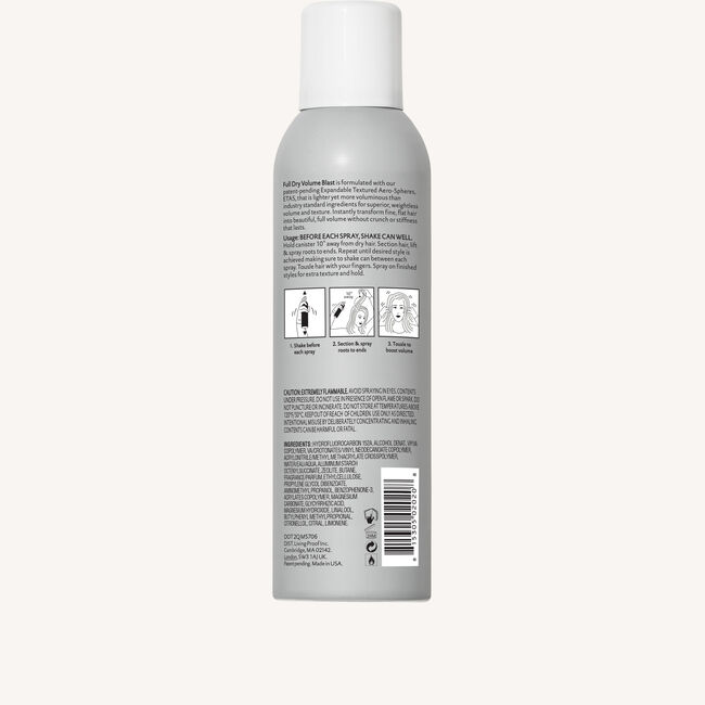 Dry Volume Blast™, Full 7.5 oz, hi-res