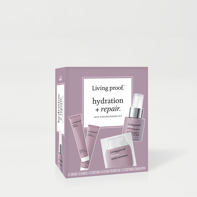 Hydration + Repair Mini Transformation Kit, , hi-res