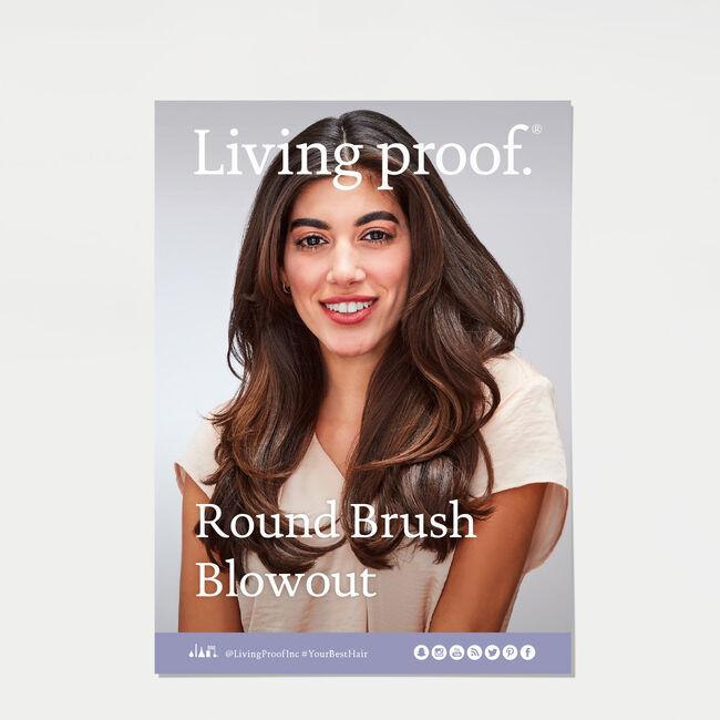 Round Brush Blowout Kit, , hi-res