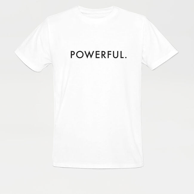 "Adult T ""Powerful"", , hi-res"