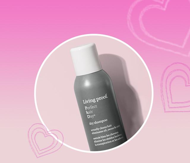 free perfect hair day dry shampoo