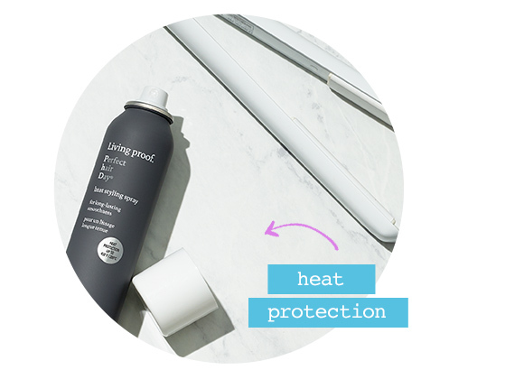 Perfect hair Day Heat Styling Spray