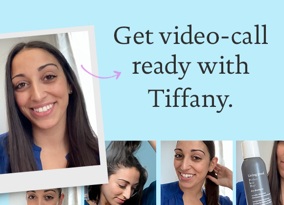 Get video call ready with Tiffany