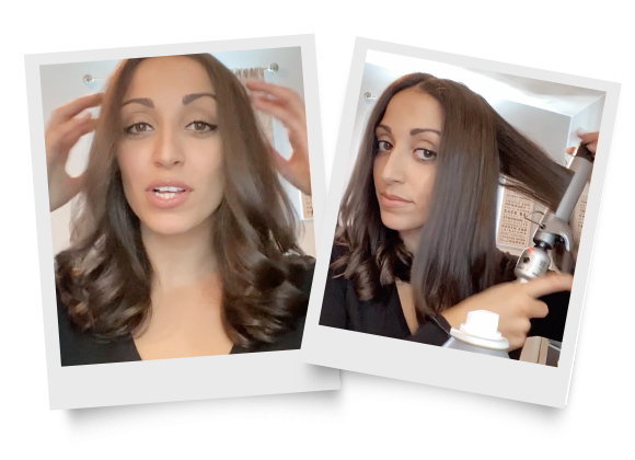 Style Lab Flex Hairspray