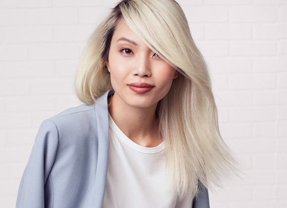 Blond Woman with Great Hair
