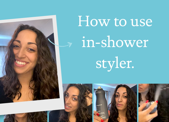 How to use PhD In-Shower Styler