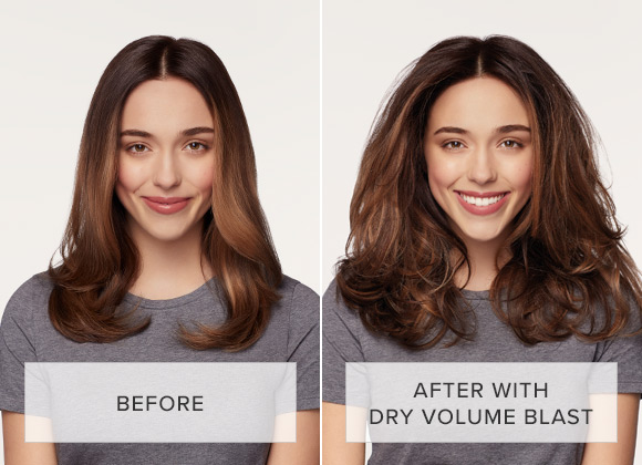 Before and After Dry Volume Blast