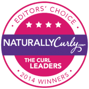 2014 Naturally Curly Editor's Choice Award