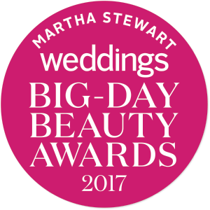 2017 Martha Stewart Weddings Big Day Beauty Awards