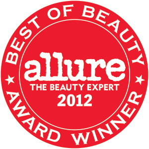 2012 Allure Best of Beauty Awards