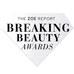 2017 The Zoe Report Breaking Beauty Awards