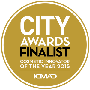 2015 ICMAD Cosmetic Innovator of the Year (CITY) Award