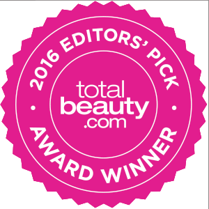2016 Total Beauty Awards Editor's Pick