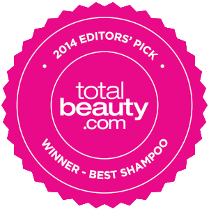 2014 Total Beauty Awards Editor's Pick